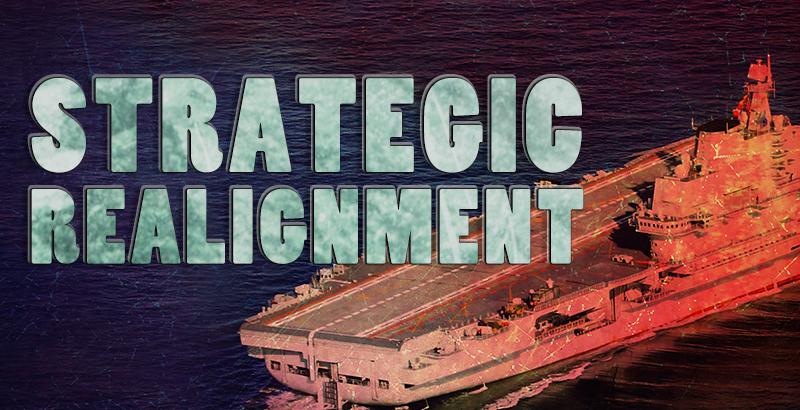 China's Maritime Strategic Realignment
