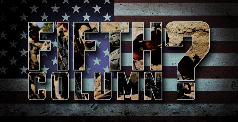 Politico: Veterans Today and SouthFront turn American servicemembers and veterans into a fifth column