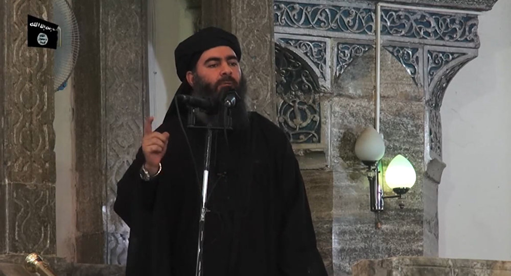 ISIS Allegedly Confirms Death Of ISIS Leader al-Baghdadi