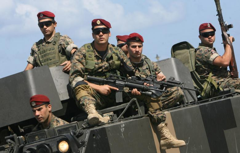 Lebanon Stepping Up Oprations Against Terrorists
