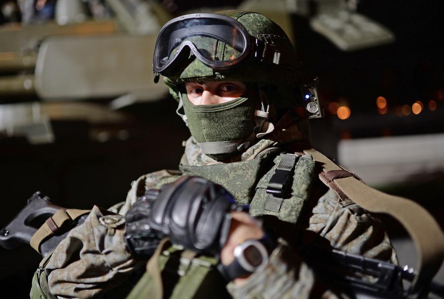 Russian Military Advisor Killed In Mortar Shelling In Hama Province