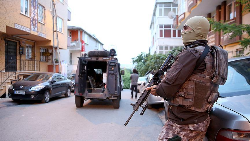 Security Forces Launch Anti-ISIS Operation In Central Turkey, Face Armed Resistance
