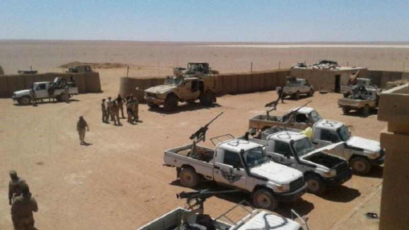 Jaysh Maghawir al-Thawra Refues To Work Alongside Syrian Democratic Forces - Media