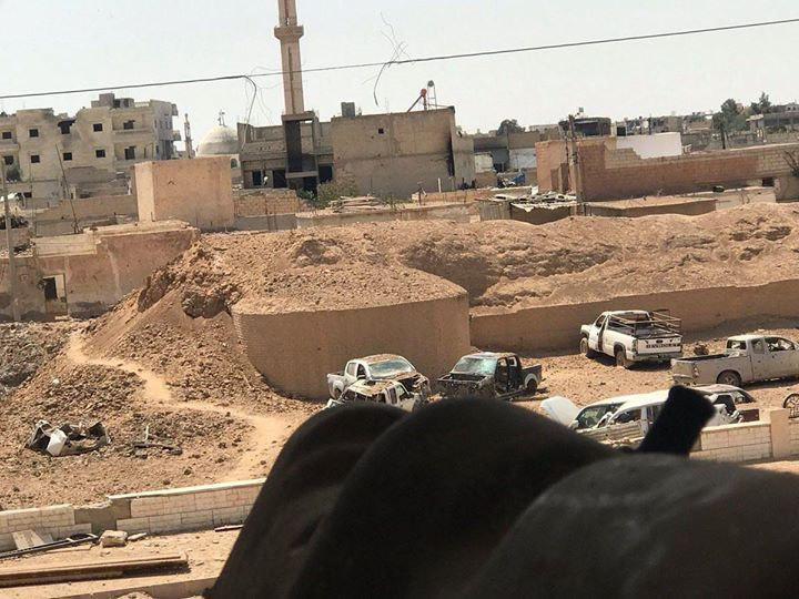 Syrian Democratic Forces Repel Several ISIS Attacks In Raqqa