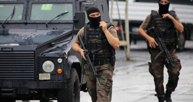 Security Forces Carried Out Anti-ISIS Operation In 29 Turkish Provinces