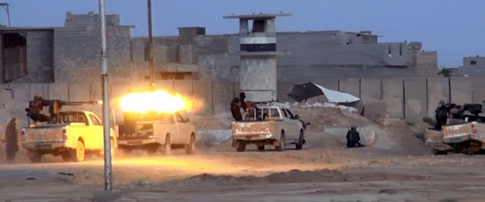ISIS Terrorists In Iraq's Tal Afar Separate From ISIS' Self-Proclaimed Caliphate