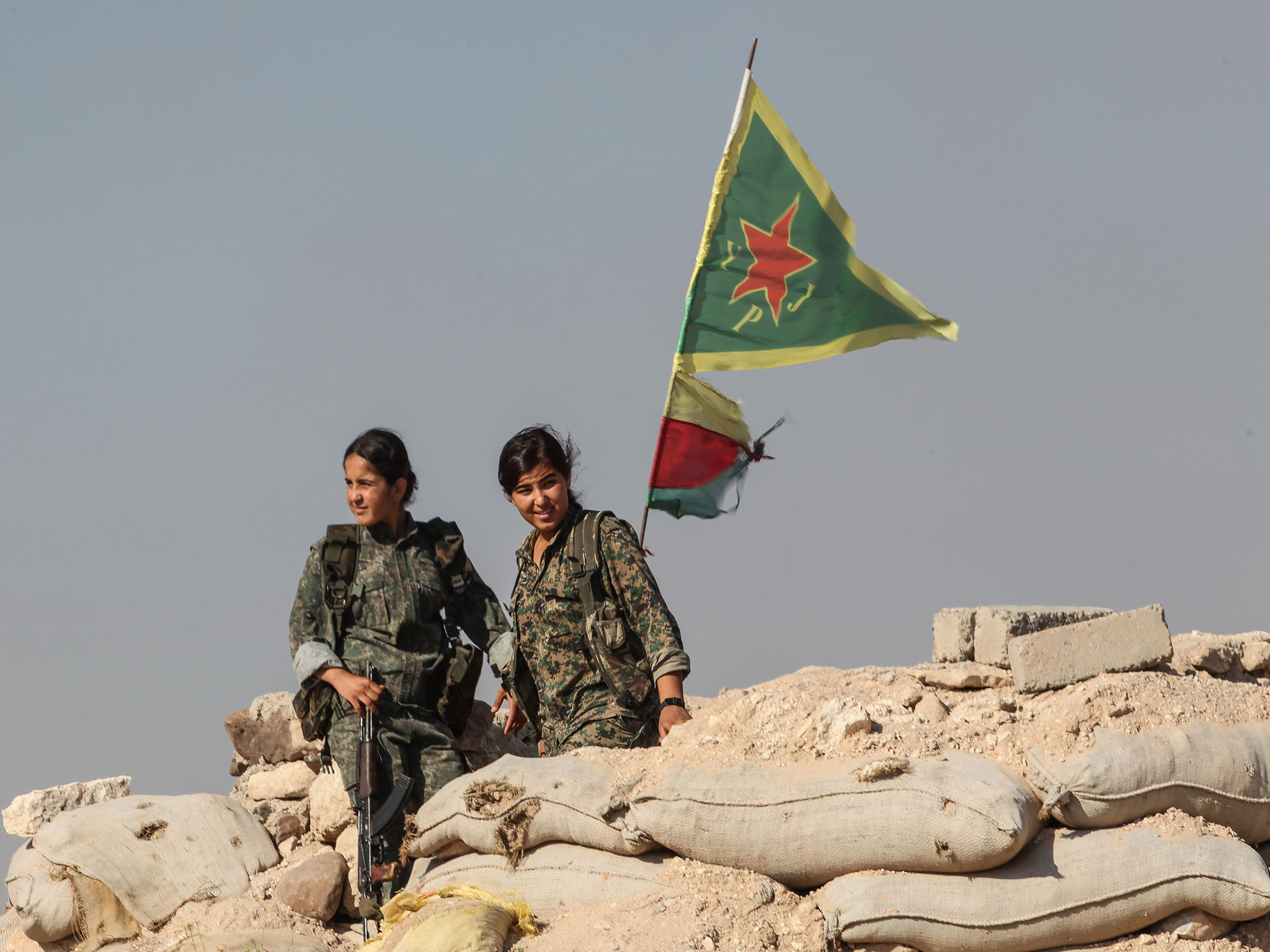 Kurdish People's Protection Units Claim They Killed 308 Turkish Fighters In Afrin