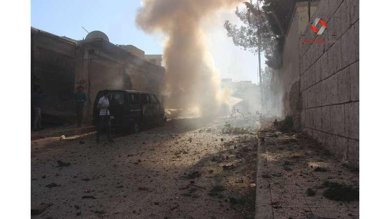 VBIED Attack Hits Militant Held City Of Azaz In Northern Syria