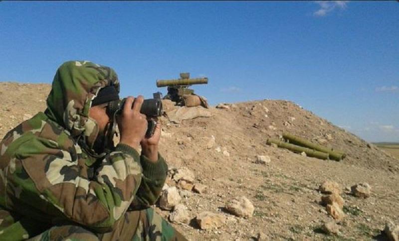 南アフリカのISISテロリストに対する成功した一連の攻撃の後、ホムス州に入る虎隊、部族戦闘員 - レポート