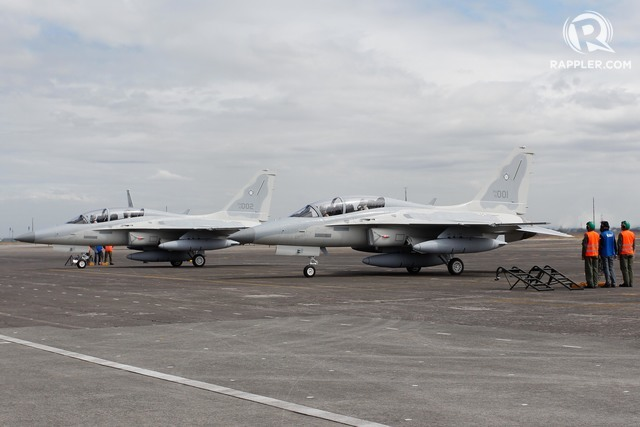 FA-50PH Fighters Grounded By Philippine Air Force After Striking Allied Troops In Marawi