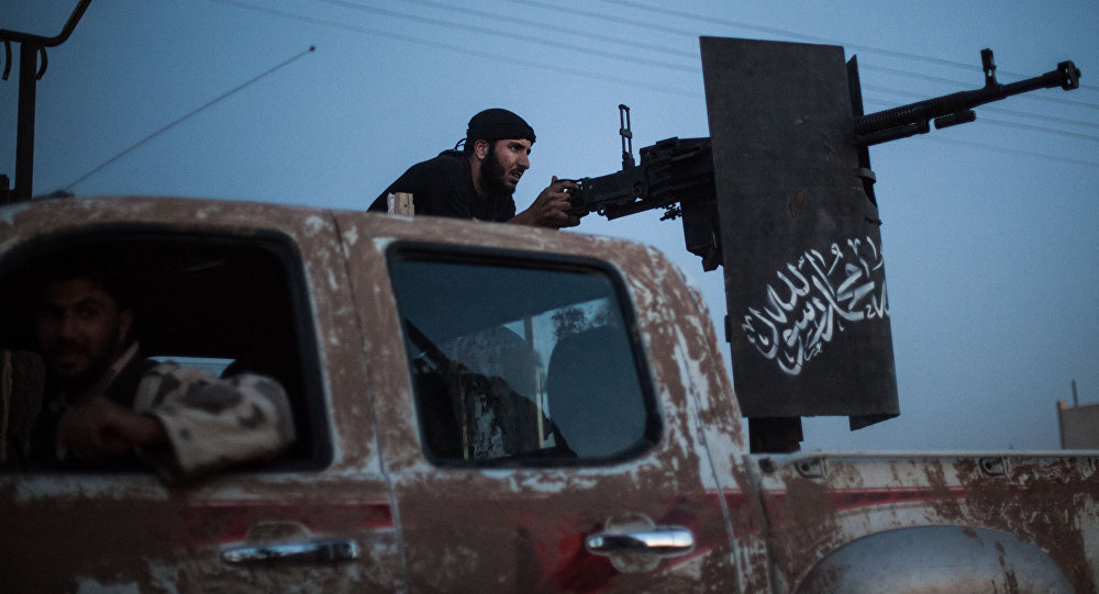 Militant Civil War: Ahrar al-Sham Clashing With Hayat Tahrir al-Sham In Idlib Province