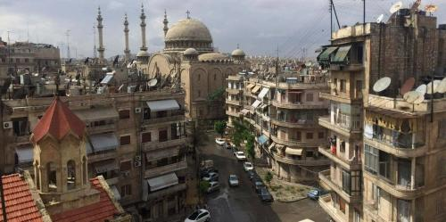 Photos Of Aleppo Rising: Swimsuits, Concerts And Rebuilding In First Jihadi-Free Summer