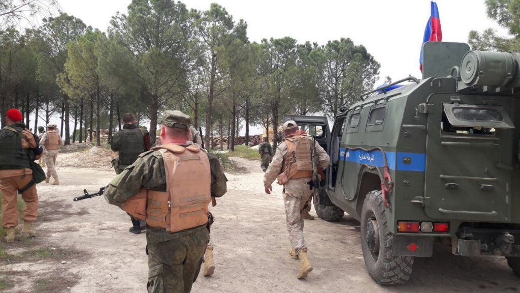 Contradictory Reports On Russian Deployment In Afrin