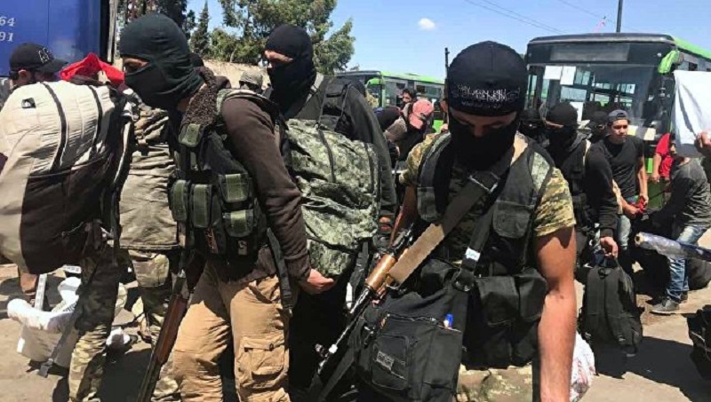 'Thousands' Of Syrian Militants Ready Cooperate With Russia Against Hayat Tahrir al-Sham (al-Qaeda) - Reports