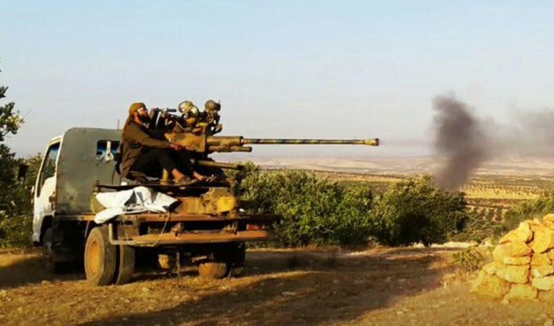 Hayat Tahrir al-Sham Attacks Ahrar al-Sham In Idlib Province