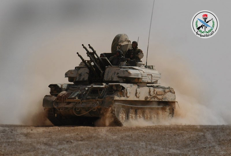 ISIS Lost 17 Militants, 2 Vehicles In Clashes With Army In Deir Ezzor - Syrian Defense Ministry