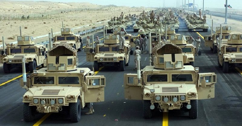 US Military Establishment Study: The American Empire Is 'Collapsing'