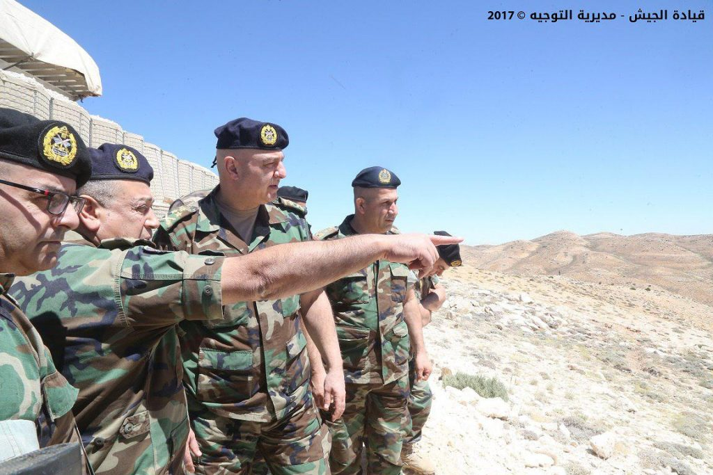 Syrian Warplanes Pound Terrorists In Lebanon As Hezbollah Prepare For Operation In Jorod Arsal