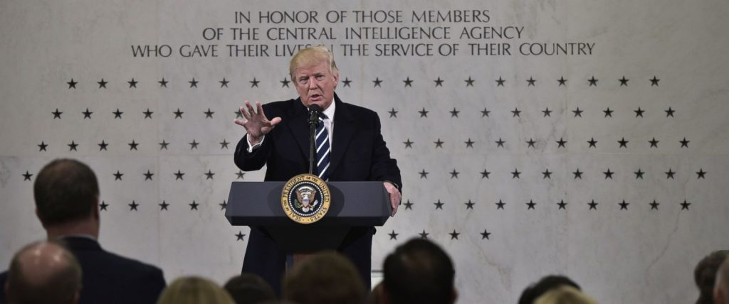 Trump Closes Covert CIA Program To Arm Militants In Syria - Media