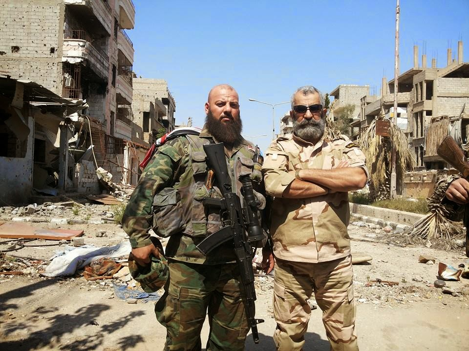 EU Imposes Sanctions On Leader Of Defenders Of Deir Ezzor, Says He's Linked To Chemical Attack In Khan Shaykhun