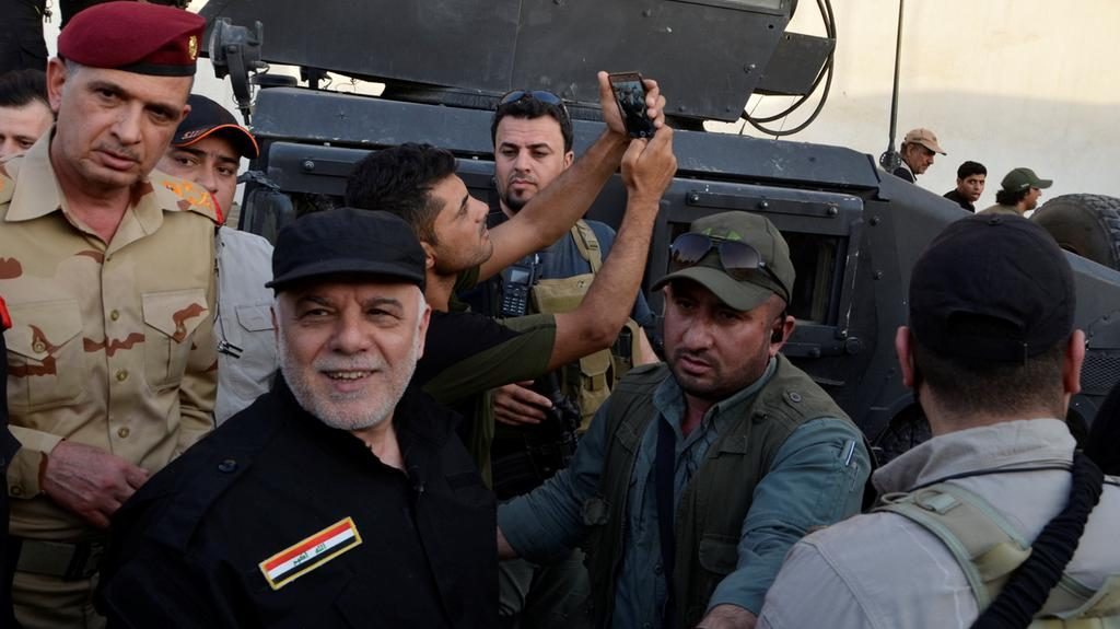 PM Abadi: Iraq Refused To Allow ISIS Fighters To Withdraw From Mosul