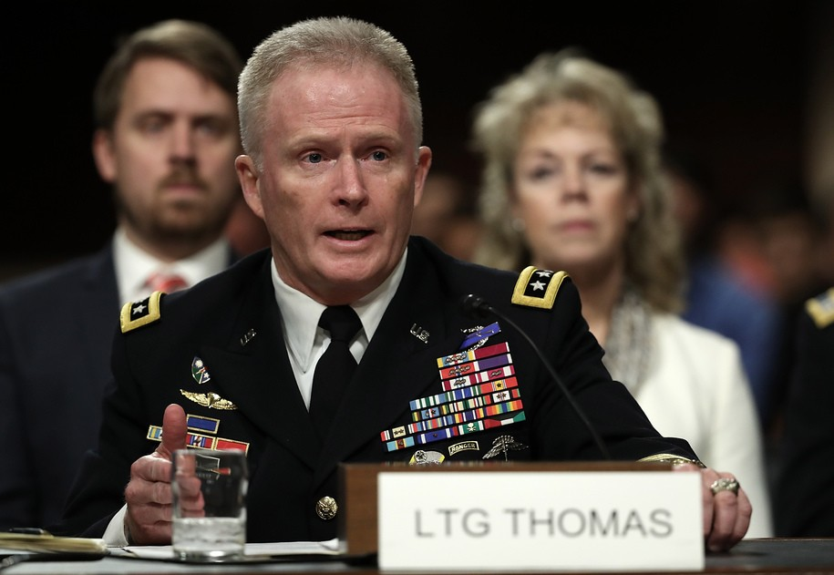 Commander Of United States Special Operations Command Confirms that Syrian Free Army Assist Program Is Suspended