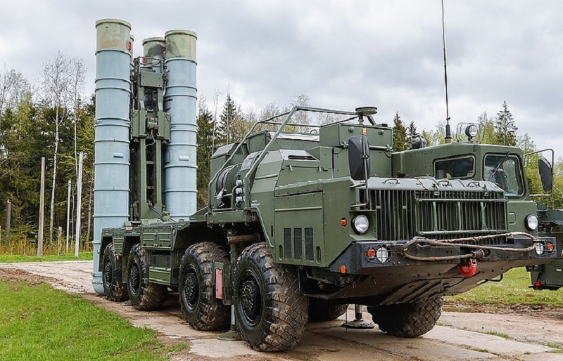 Erdogan: Turkey Reached Deal With Russia On S-400 Air Defense Systems