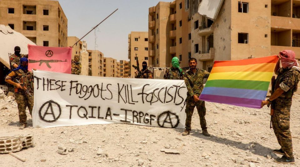 SDF Denies That LGBT Military Unit Participates In Battle For Raqqah