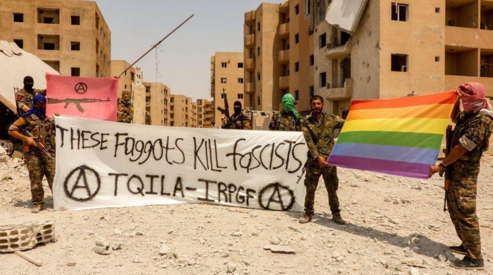 SDF Denies That LGBT Military Unit Participates In Battle For Raqqah