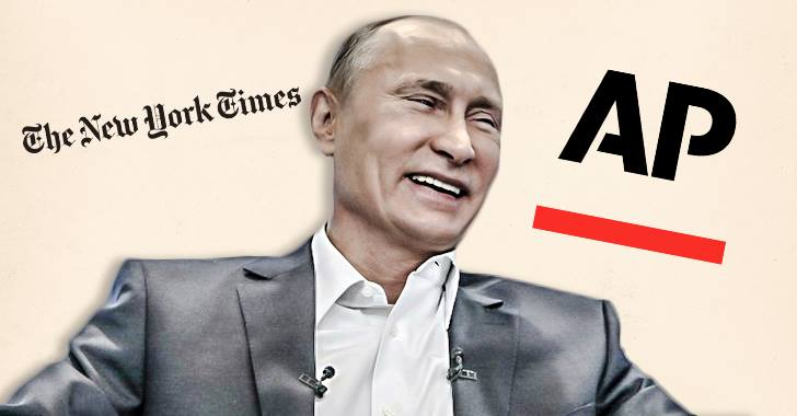 New York Times and AP Finally Retract False Claims on Russia Hacking