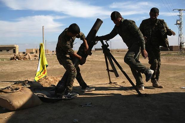 Syrian Democratic Forces Kill 4 Syrian Soldiers - Media Rumors