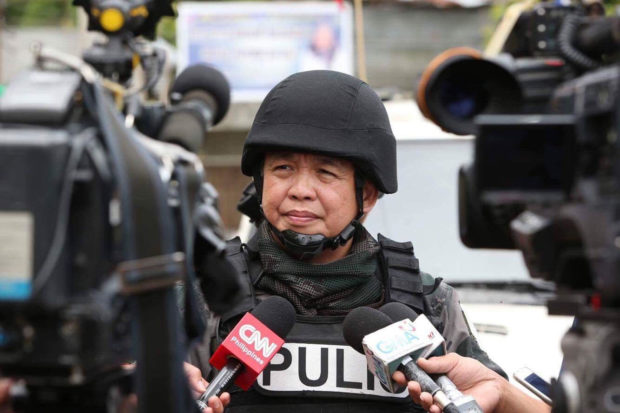 Philippine Police Arrested 7 Suspects Tried To Sneak Into Marawi