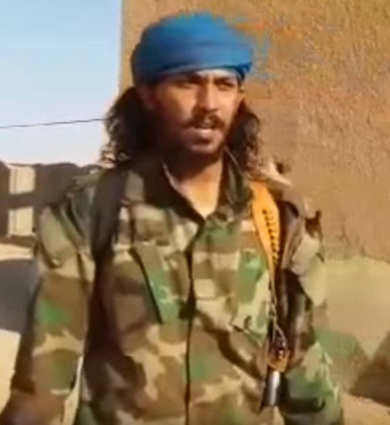 One Of Jaysh Maghawir al-Thawra Commanders Defects To Government-held Area