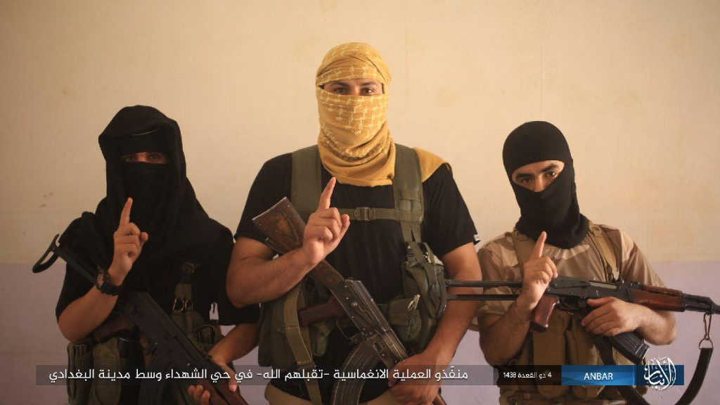 ISIS Attacks Al-Baghdadi City Northwest Of Heet