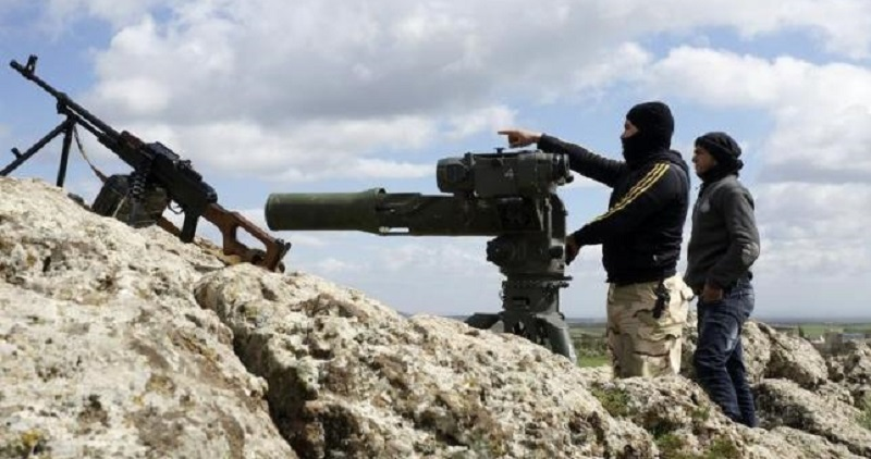"Free Syrian Army Negotiates ""Peace Initiative"" With Israel?"