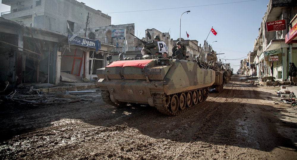Turkish Operation Against Afrin Is Near - FSA Source