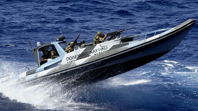 Greek Coast Guard Opens Fire On Turkish Cargo Vessel In Aegean Sea