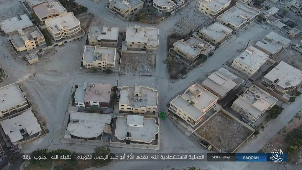Syrian Democratic Forces Enter Al-Nahda District In Raqqa City. ISIS Counter-Attacks (Video, Photos)