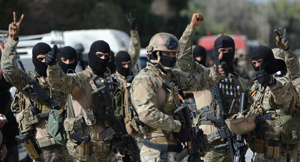 Tunisian Security Forces Eliminate Senior Commander Of ISIS-affiliated Group