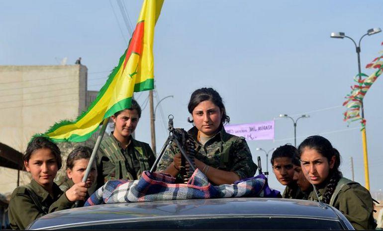Kurdish-Turkish Tensions Increase As Turkish Soldiers Enter Northern Aleppo