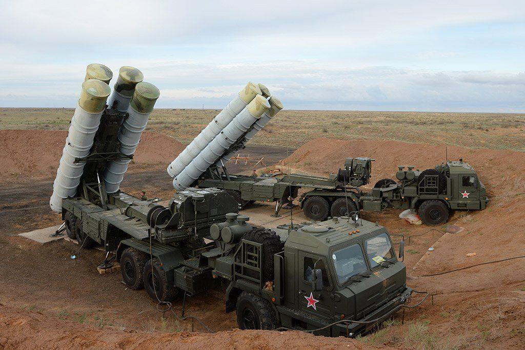 اتمام صفقة بيع منظومات S-400 الروسيه الى تركيا  1-4-1024x683