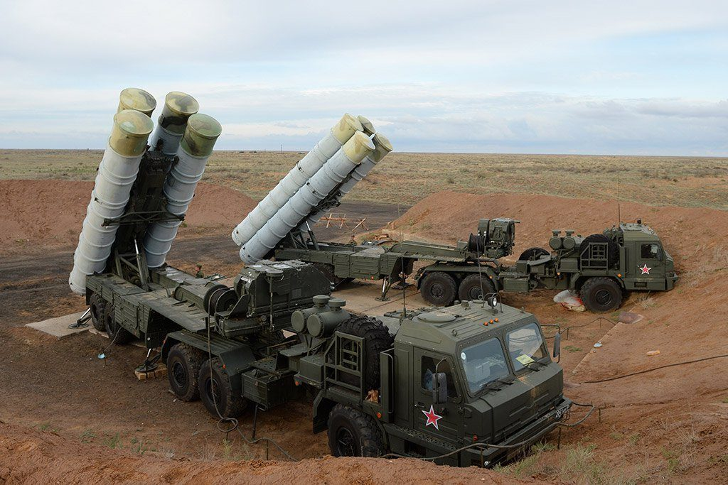 Turkey-Russia S-400 Missile System Deal Has Been Finalized