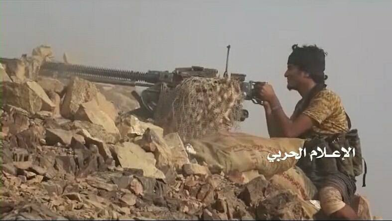 Houthi-Salleh Alliance Repells Pro-Saudi Forces Attacks In Marib And Nahm