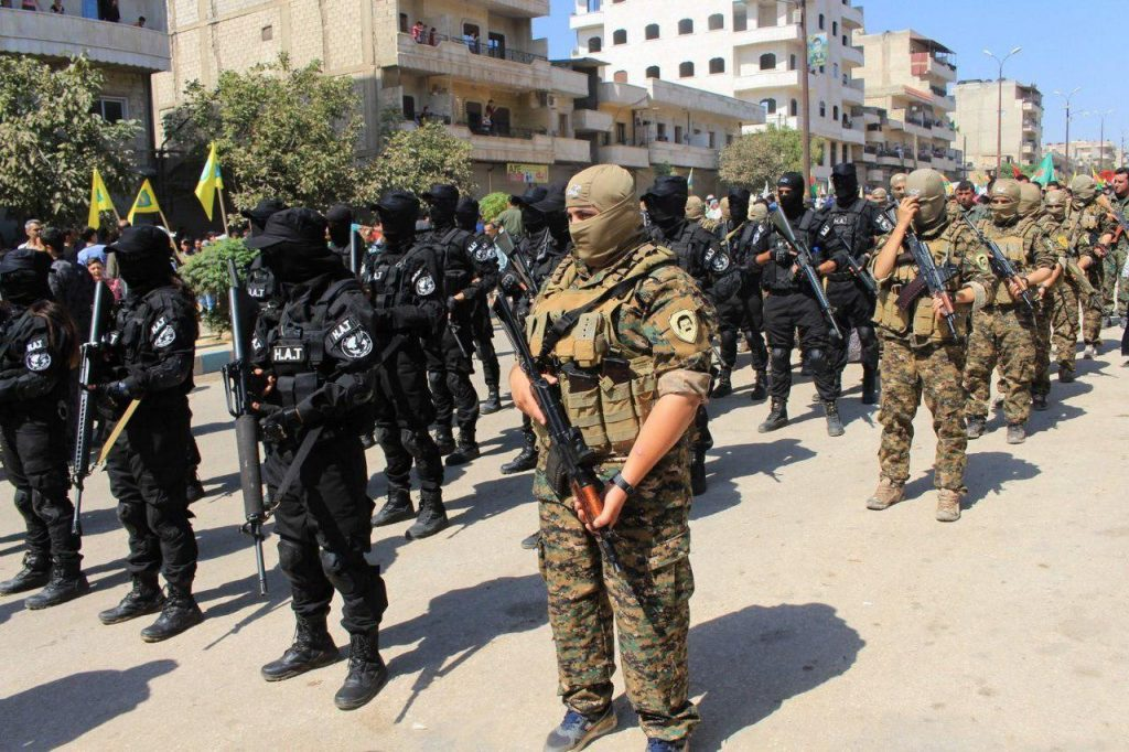 SDF In Afrin Has To Choose Between Turkish Invasion And Handing Over Area To Syrian Government - Reports