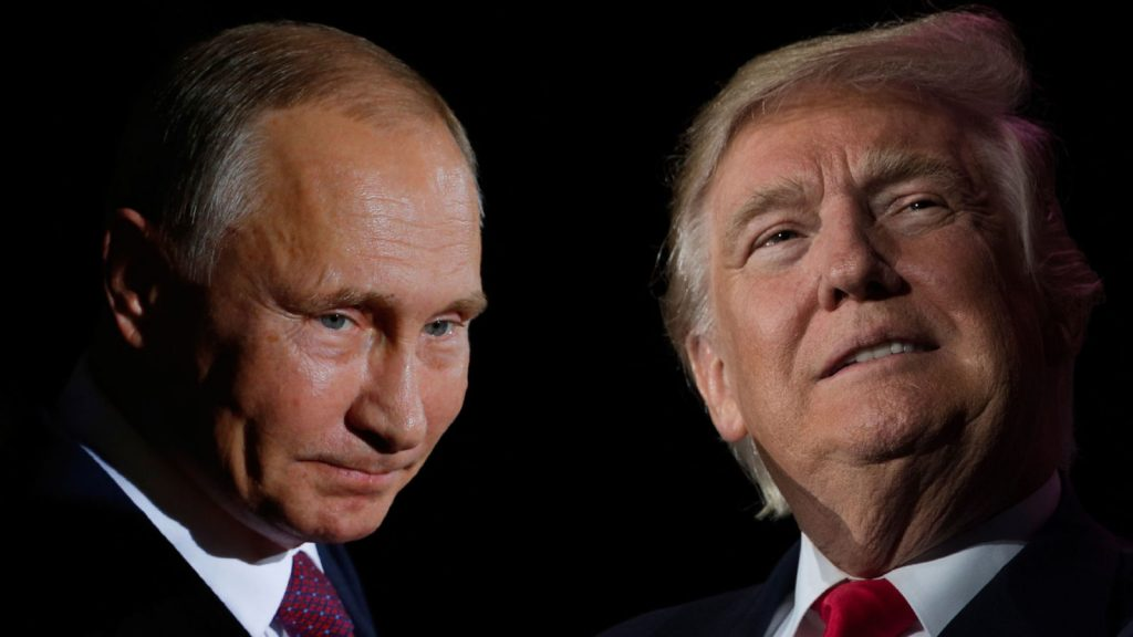 Trump And Putin To Discuss Syria, Ukraine And North Korea In First Face-To-Face Meeting