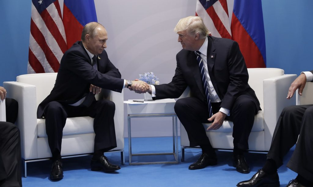Putin's Assessment of Trump at the G-20 Will Determine Our Future