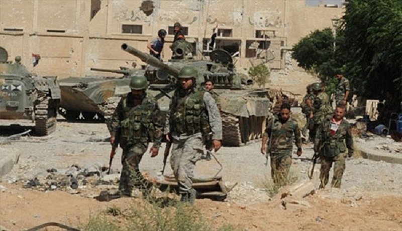 Russia And United States To Announce Ceasefire In Southeastern Syria