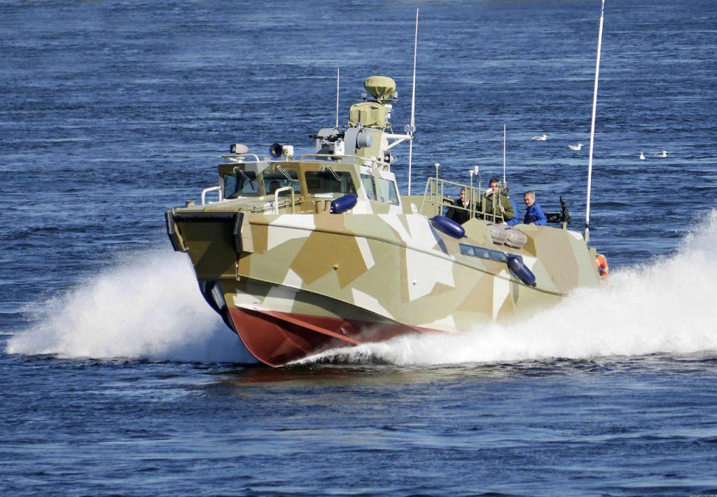 Russia To Supply Syrian Coastal Guard With New Patrol Boats - Media