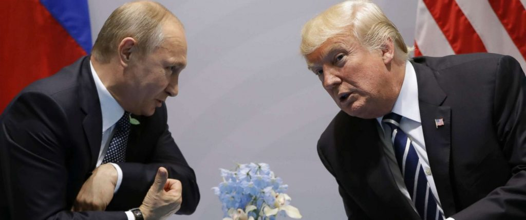 What Putin Discussed With Trump In Two-Hour Long First Meeting