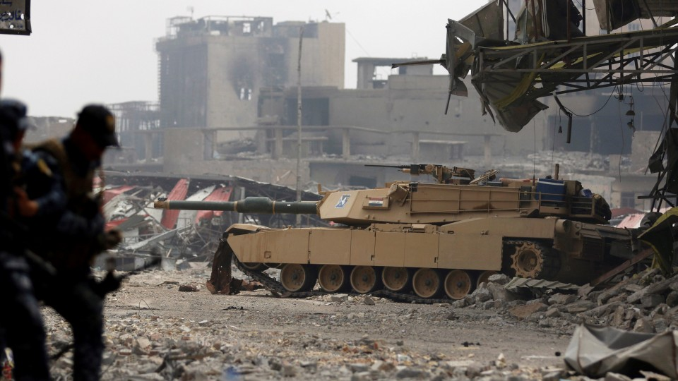 Iraqi Forces Liberated Old Mosul From ISIS - Joint Operations Command Spokesman